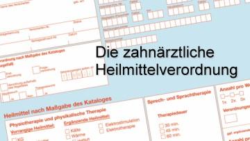 Heilmittelrichtlinie