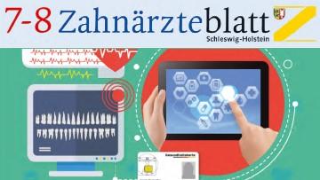 Zahnärzteblatt 7-8/2018