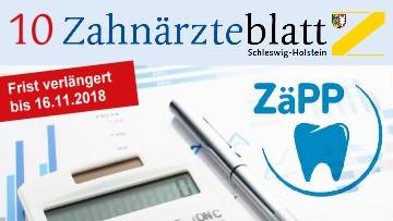 Zahnärzteblatt 10/2018