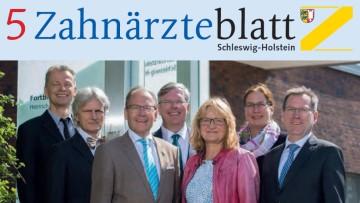 Zahnärzteblatt 5/2018