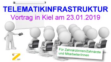 TI-Vortrag am 23.01.19 in der KZV