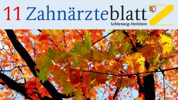 Zahnärzteblatt 11/2018