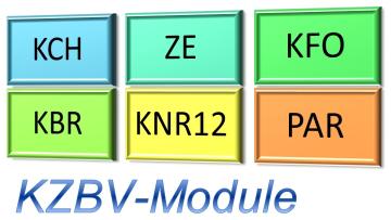 Neue KZBV-Module ab 10/2019