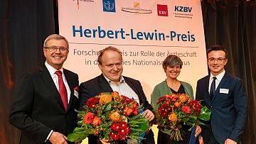 Herbert-Lewin-Preis verliehen