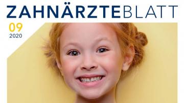 Zahnärzteblatt September 2020
