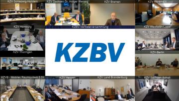 Vertreterversammlung der KZBV