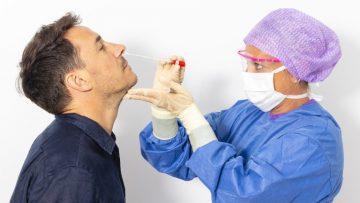 Corona-Tests in Zahnarztpraxen