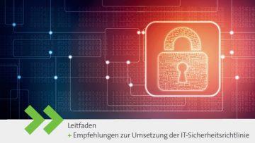 Aktualisierter IT-Leitfaden online
