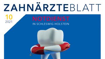 Zahnärzteblatt Oktober 2021